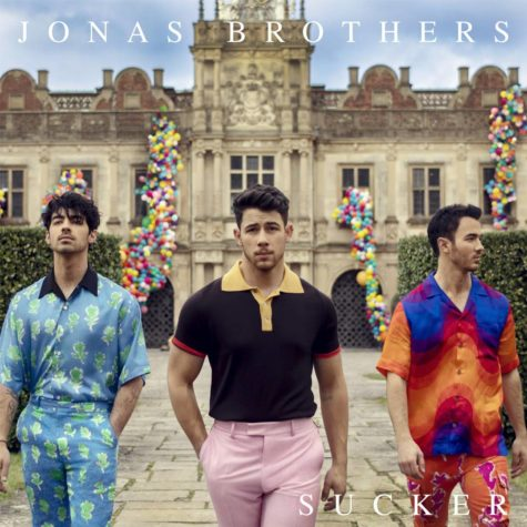 The Jonas Brothers reunite after six-year hiatus