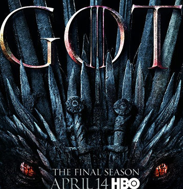Official Game of Thrones season 8 poster