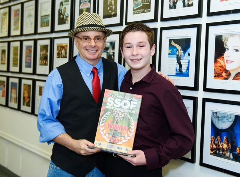 Jason Dobuler: a young screenplay writer