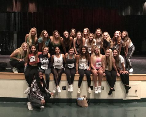 Dance team 2020 auditions