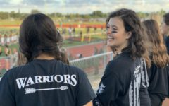 Football game on Sept. 9 sees increase in school spirit