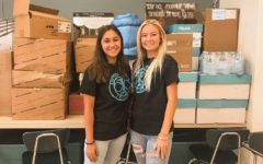 Jupiter High's Interact Club collects donations for Bahamas