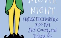 Dance Marathon putting on Holiday Movie Night