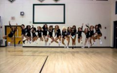 Girls' varsity volleyball ends season 19-7