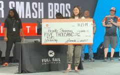 Brooke Shainman secures second place in Full Sail tournament