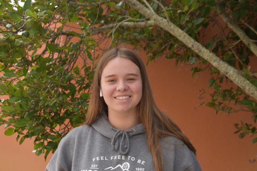 Athlete of the Week: Isabel Swanson