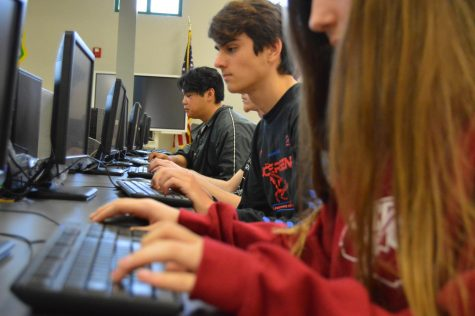 Students feel the pressure of testing season