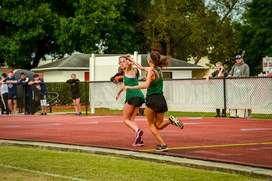 Varsity+track+and+field+has+first+meet+at+South+Fork+High