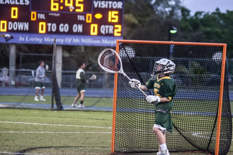 Boys lacrosse starts season setting their sights on another state championship