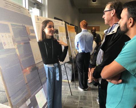 JERFSA student impresses at the 29th annual Southwest Florida Water Resources Conference
