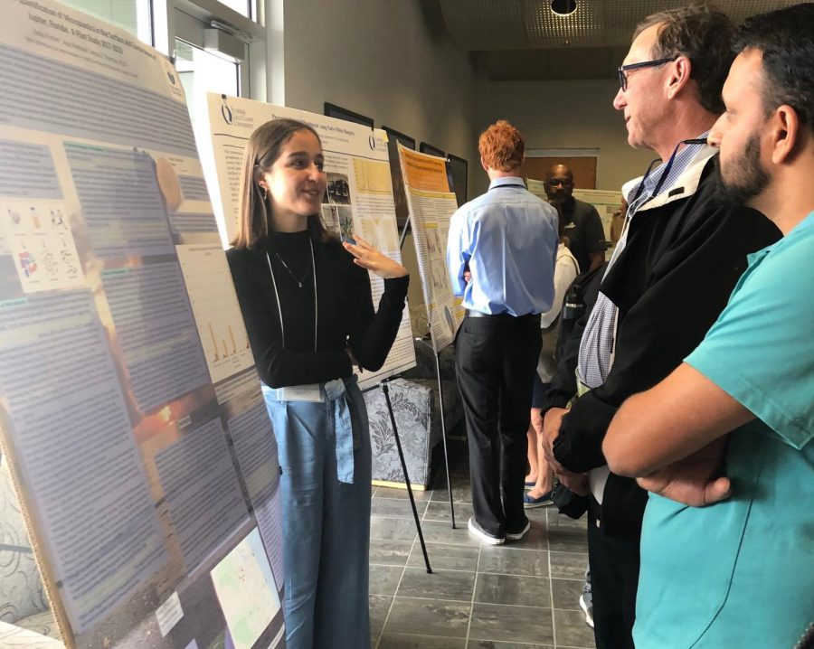 JERFSA+student+impresses+at+the+29th+annual+Southwest+Florida+Water+Resources+Conference