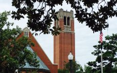 The Century Tower at the University of Florida in Gainesville, Florida,