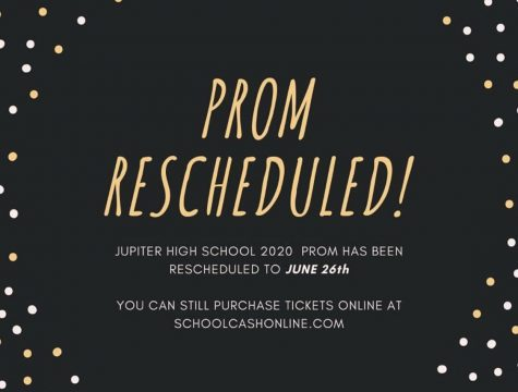 Virtual flyer advertising prom