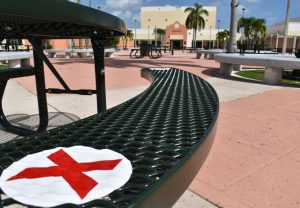 Jupiter High students return to new rules and regulations