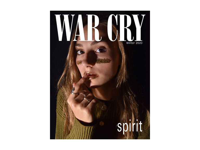 War+Cry+News+Magazine%2C+Issue+1