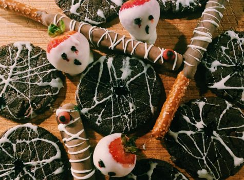 Halloween costumes, treats and recipes
