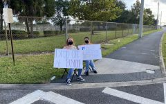 Jupiter High JROTC holds food drive to help communities in need