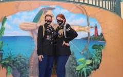 Jupiter High's JROTC leaders create new standards