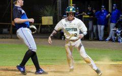 Jupiter High baseball celebrates senior night