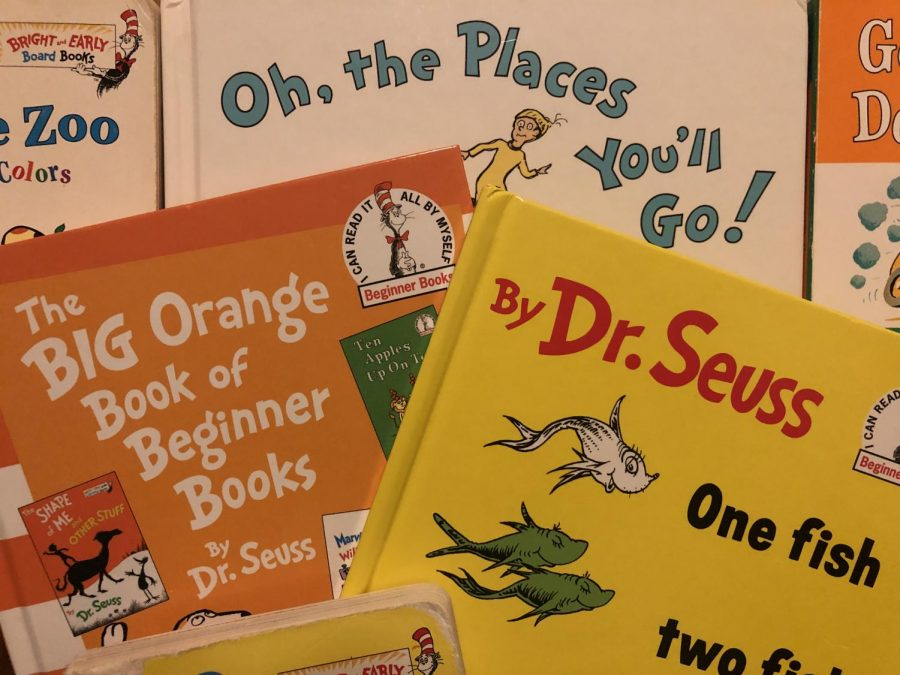 Six Dr. Seuss books discontinued for racial stereotyping