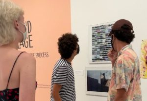 Jupiter High artists selected for Norton Museum's Collage and Assemblage Exhibit