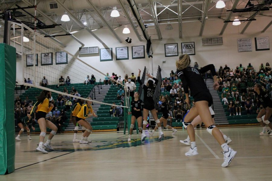 Jupiter High girls volleyball continues undefeated season