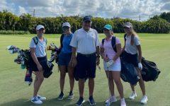 Girls golf starts season strong
