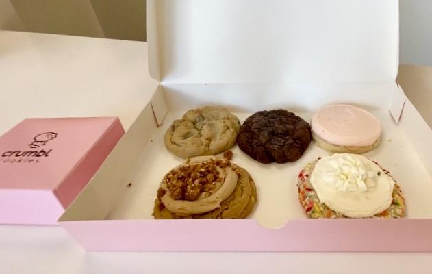 Crumbl Cookie Review: Week of 9/27